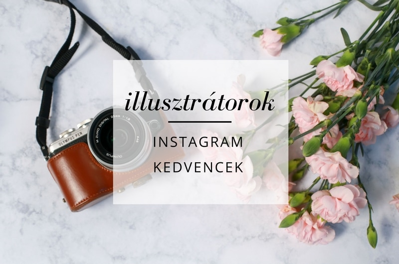 A collection of my favorite illustrators of Instagram