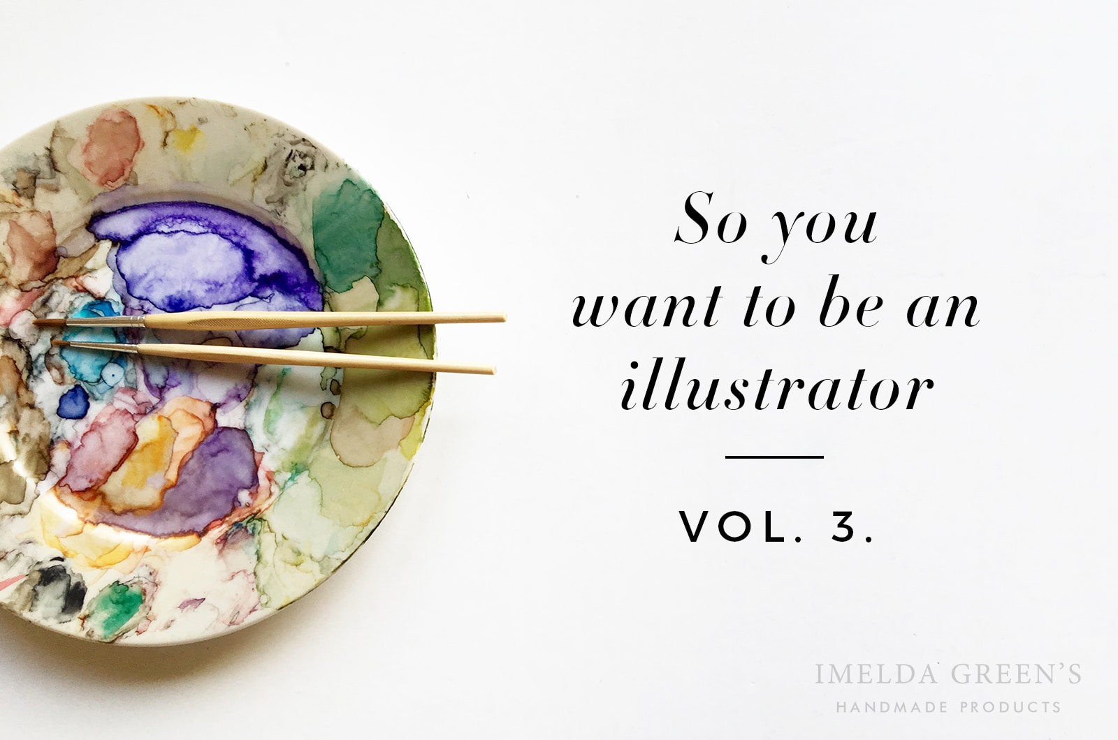 So you want to be an illustrator | Vol. 3 - how to have multiple income streams