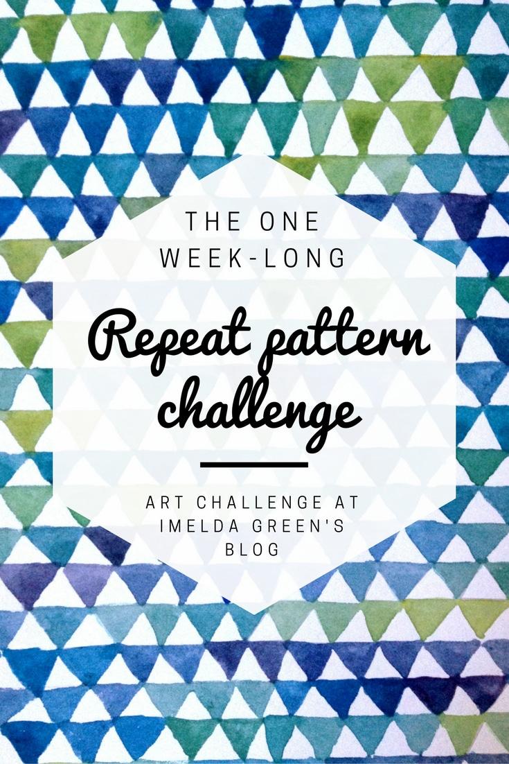 Repeat pattern challenge