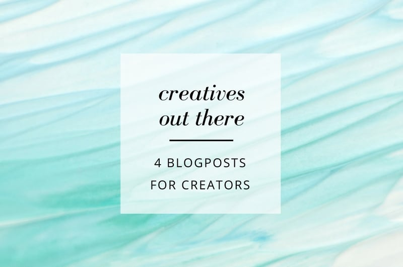 Round-up of blogposts about creativity