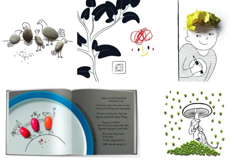 5 Hungarian Illustrators I follow - Kata Pap