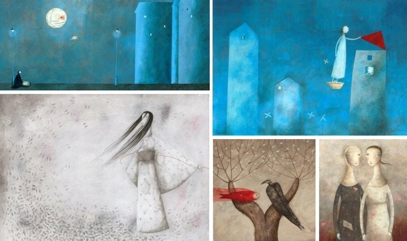5 Hungarian Illustrators I follow - Kinga Rofusz