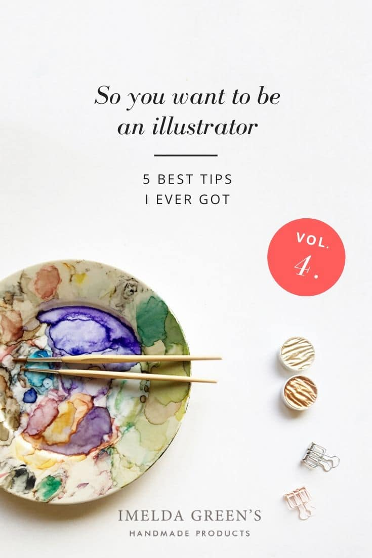 5 best tips to become an illustrator