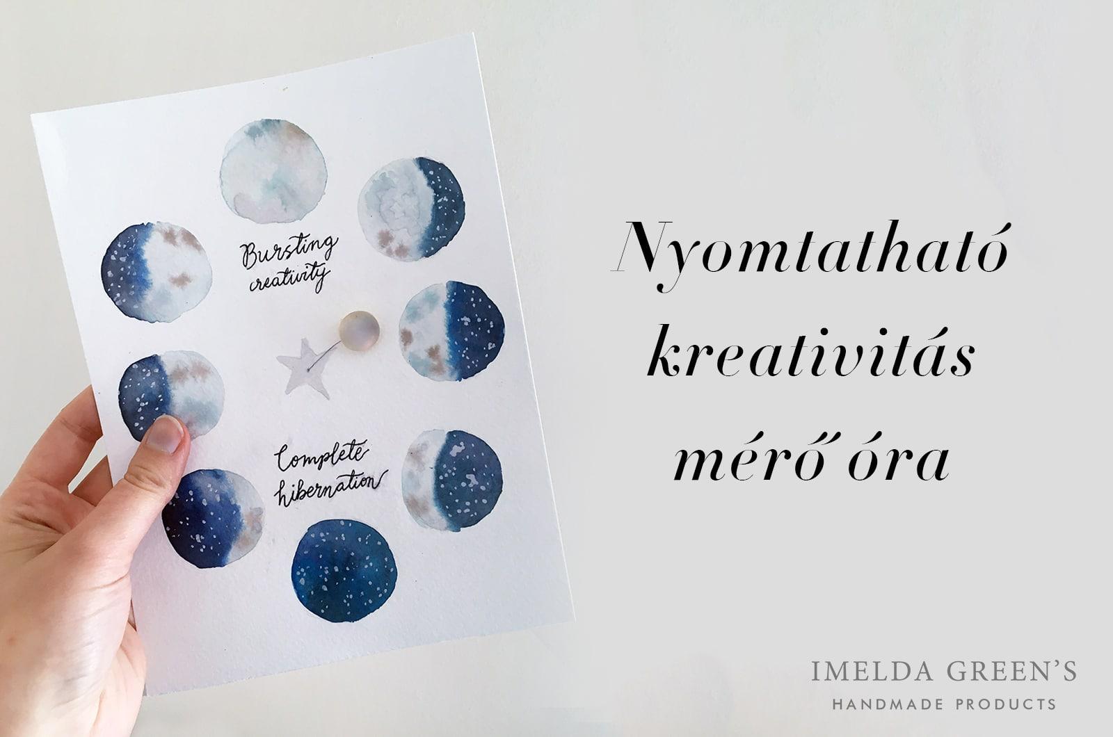 kreativitás mérő | nyomtatható akvarell